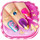 Cute Nail Salon Game For Girls by Best Cute Apps