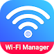 Wifi Manager by Frame Factory Studio