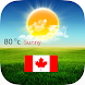 Canada Weather by D R Developers