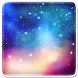 Flying Stars Live Wallpaper by Art LWP