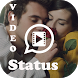 Video Status Song Lyrical Video For Whatsapp 2017 by photo/collage/mirror/selfie/pip/dslr/filter/effect