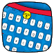 Dore Meow Blue Cat keyboard by Ahl ar-ray solutions pvt ltd