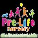 Pre-Life Nursery by Entrepreware for Education