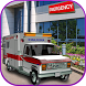 City Ambulance Rescue Driver by Entertainment Riders