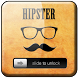 Hipster Lock Screen Wallpaper by Borkos Apps