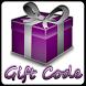 Gift Code Generator by Billy Bam