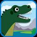 Make a Scene: Dinosaurs by Innivo Mobile
