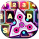 Fidget Spinner Toy Keyboard by My Cool Apps and Games
