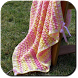 Crochet Baby Blanket by Arigumzi