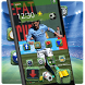 David Villa Football(Soccer) Sports Theme by CM Launcher Team
