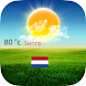 Netherlands Weather by D R Developers