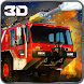 911 Rescue Fire Truck 3D Sim by Kick Time Studios