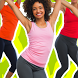 Dance Fitness workout exercise by Fitness dance, weight loss, fun training apps.