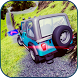 Offroad Jeep Mountain Driving Simulator