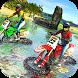 Beach Water Surfer Bike Racing by Tech 3D Games Studios