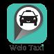 Welo Taxi (Taxista) by RioSeco Studio