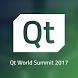 Qt World Summit 2017 - Official Conference App by V-Play Engine