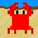 Crab's Invasion 8 bit retro by GC Studios Mobile