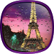 Rainy Paris Live Wallpaper by Phoenix Live Wallpapers