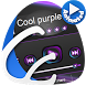 Cool purple Music Player 2017 by Music Player for Android 2017