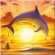 Dolphin Wallpaper 3D FREE by The Wallpaper Prodigy