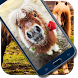 Pony Horse Animal Screen Lock by Welcome Screen Lock