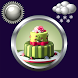 Cake Clock And Weather Widget