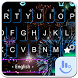 Live New Year Fireworks Keyboard Theme by Fashion Cute Emoji