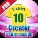 Jersey Creator T-shirt Design by ice nan