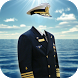 Navy Suit Photo Editor by clickheroapps