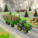 Heavy Duty Tractor Cargo Transport 3D by SummitGames