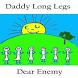 Daddy Long Legs and Dear Enemy by children book app