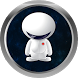 astronaut in space jump by odex