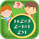 Math Kids - Add, Subtract, Count, and Learn by Puzzle's Games