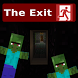 The Exit adventure MCPE map by Bhavya