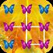 Butterfly Pattern Lock Screen by Golden Leaf
