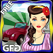 Pinup Girl Free DressUp by GFG by Games For Girls, LLC