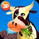 Crazy Cow Survival Simulator by Cartoon World Games