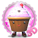 3D Kawaii Cup Cake Theme by no.1 3D Theme