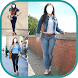 Jeans Selfie - Women Dress by LinkopingApps