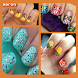 Cool Nail Manicure Art Designs by aaron balder