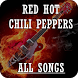 All Songs RHCP (Red Hot Chili Peppers) by TrinityGoDev