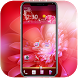 Pink Shine Rose Love Theme by Theme and keyboard design team