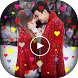 Heart Photo Effect Video Maker 2018 - Video Editor by Florence Media Apps