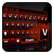 Red Typewriter by Keyboard Dreamer