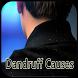 Dandruff Causes by Revolxa Inc