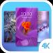 New 4K Wallpaper & Background by Desk Bird
