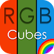 RGB Cubes: Paint Fast by Happy Rainbow