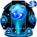 3D Tech Earth Theme Launcher by 3dthemecoollauncher
