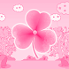 Cat Theme Pink GO Launcher by Workshop Theme